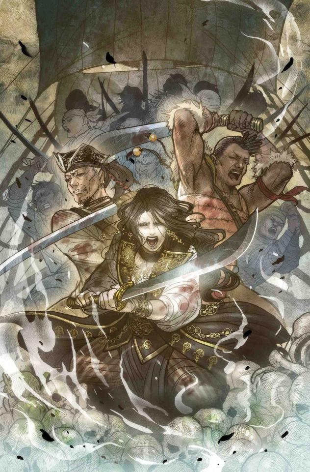 Age of Conan: Bêlit #3