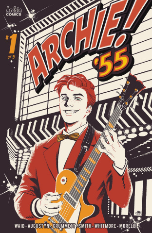 Archie: 1955 #1 (Mok Cover)
