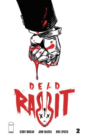 Dead Rabbit #2 (McCrea Cover)