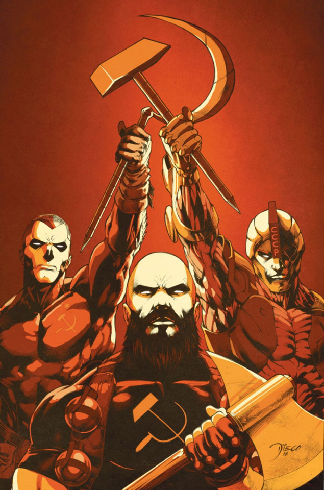 Divinity III: Shadowman #1 (Bernard Cover)