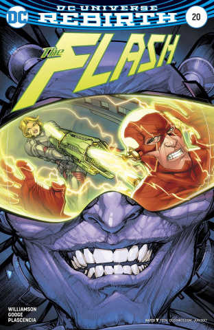 The Flash #20 (Variant Cover)