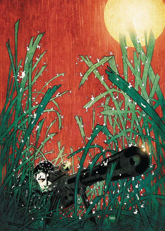 Bloodshot: Reborn #17 (Green II Cover)