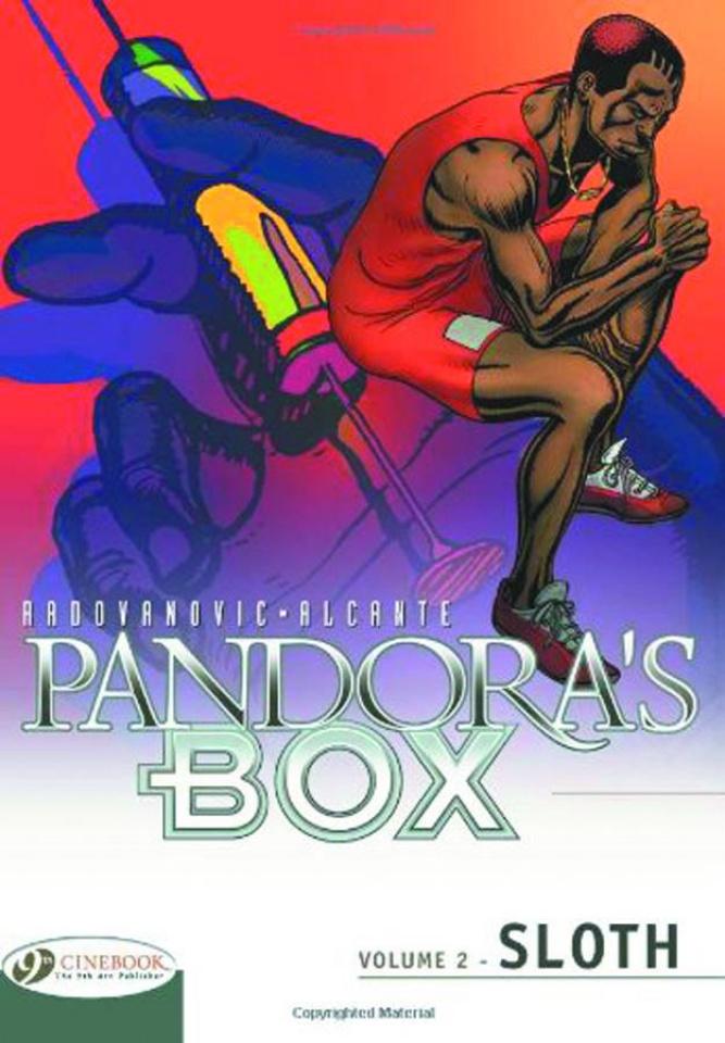 Pandora's Box Vol. 2: Sloth