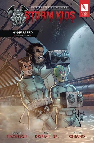 Storm Kids: Hyperbreed #5