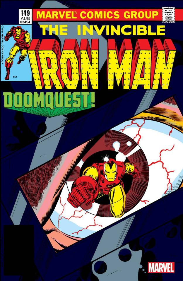 King in Black: Iron Man / Doctor Doom #1 (True Believers)
