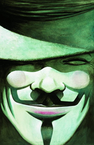DC Essentials: V For Vendetta # 1