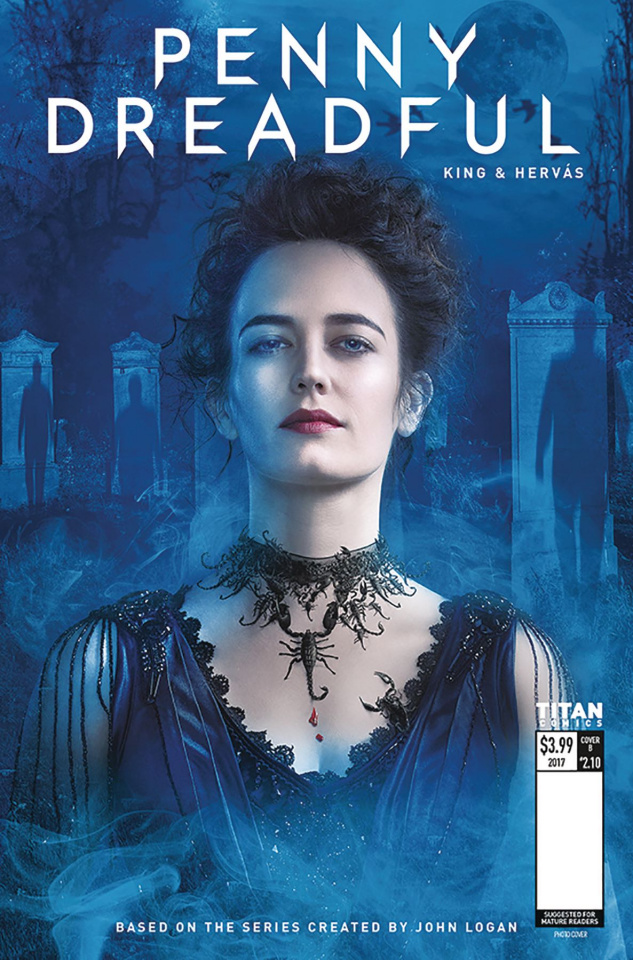 Penny Dreadful #10 (Photo Cover)