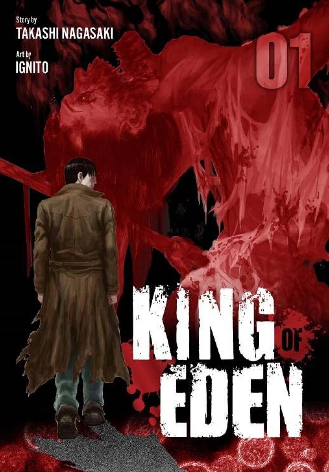 King of Eden Vol. 1
