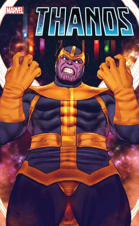 Marvel Tales: Thanos Quest #1
