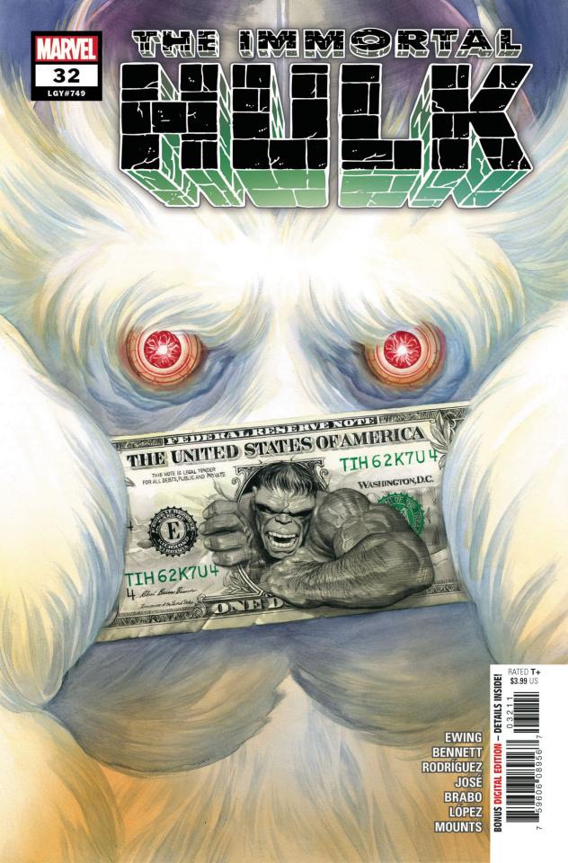 The Immortal Hulk #32