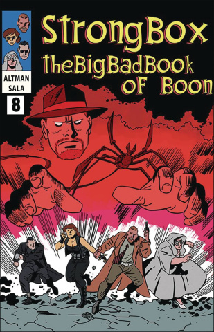 Strong Box: The Big, Bad Book of Boon #8