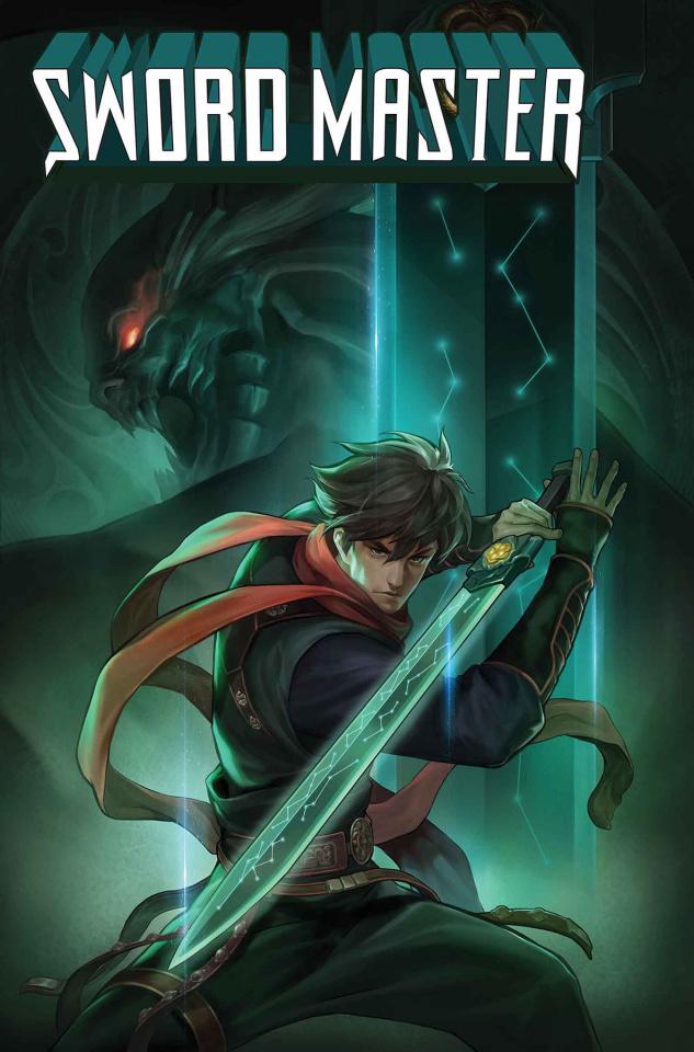 Sword Master #3 (Chen Cover)