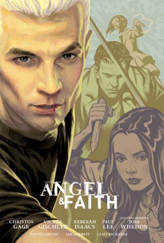 Angel and Faith, Season 9 Vol. 2 (Library Edition)