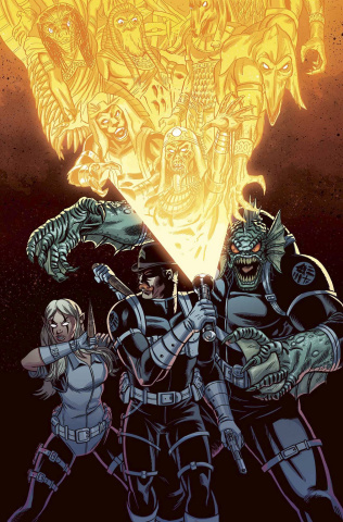The Howling Commandos of S.H.I.E.L.D. #2