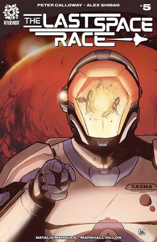 The Last Space Race #5
