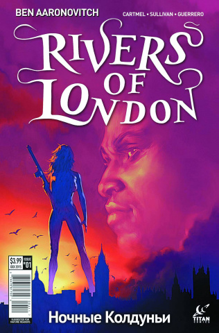 Rivers of London: The Night Witch #1 (Ronald Cover)