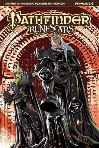 Pathfinder: Runescars #2 (Qualano Cover)