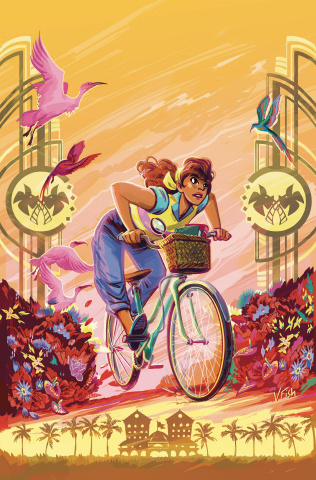 Goldie Vance #2 (15 Copy Sauvage Cover)