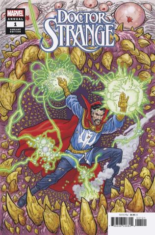 Doctor Strange Annual #1 (Skroce Cover)