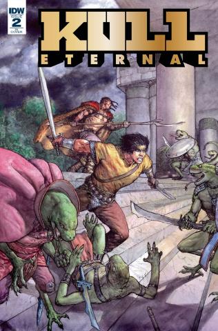 Kull: Eternal #2 (10 Copy Cover)