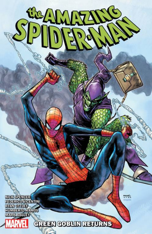 The Amazing Spider-Man by Nick Spencer Vol. 10: Green Goblin Returns