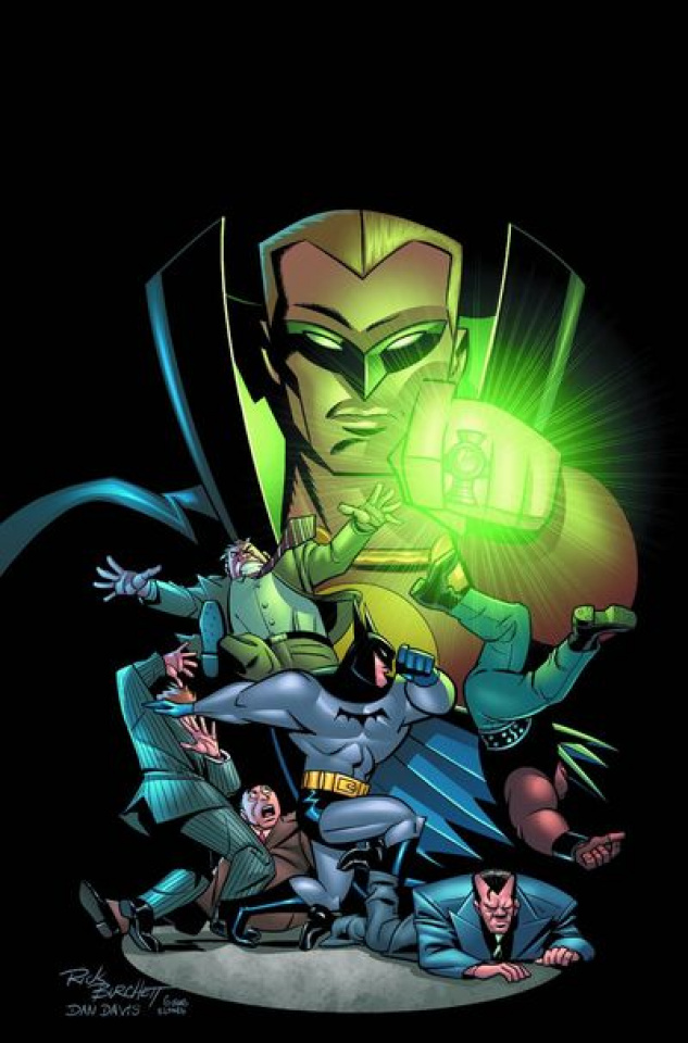 The All-New Batman: The Brave and the Bold Vol. 2: Help Wanted