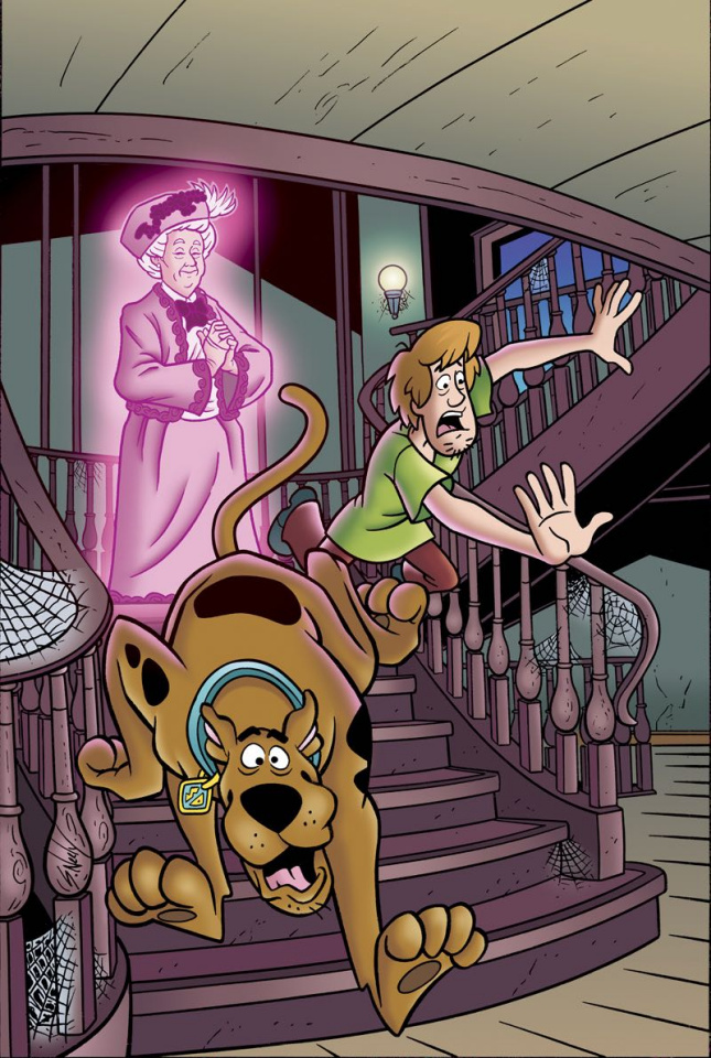 Scooby-Doo! Where Are You? #53
