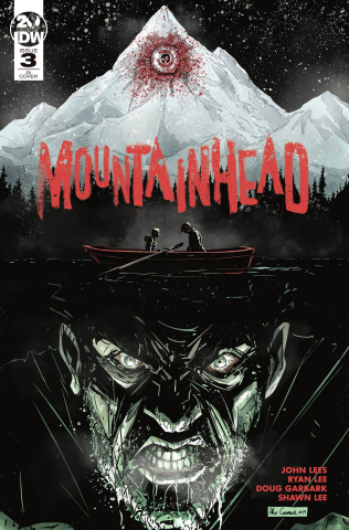 Mountainhead #3 (10 Copy Cormack Cover)