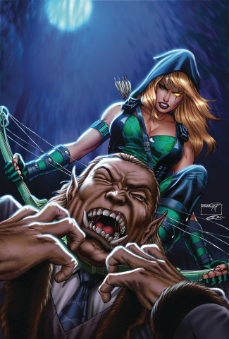 Robyn Hood: Outlaw #6 (Goh Cover)