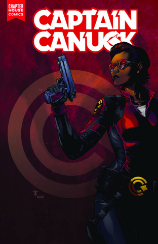 Captain Canuck #3 (To Cover)