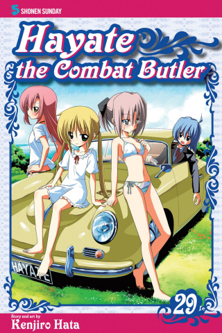 Hayate: The Combat Butler Vol. 29