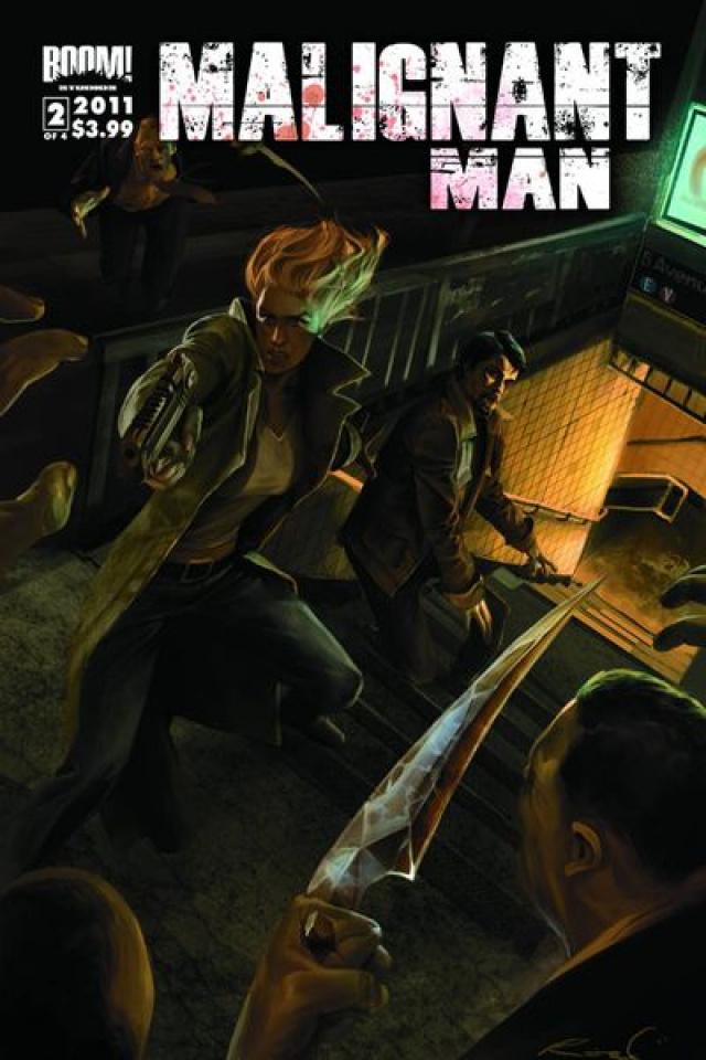 Malignant Man #2