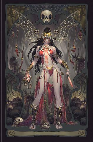 Vampiverse #1 (Hetrick Virgin Cover)