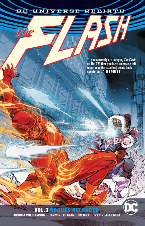 The Flash Vol. 3: Rogues Reloaded