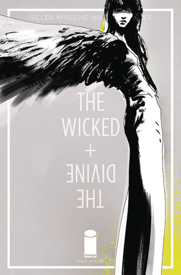 The Wicked + The Divine #29 (Jock Cover)