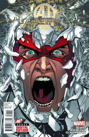 Age of Ultron #10AI (2nd Printing)