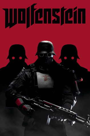 Wolfenstein #1 (Game Cover)
