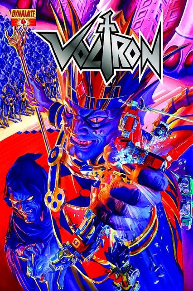 Voltron #4