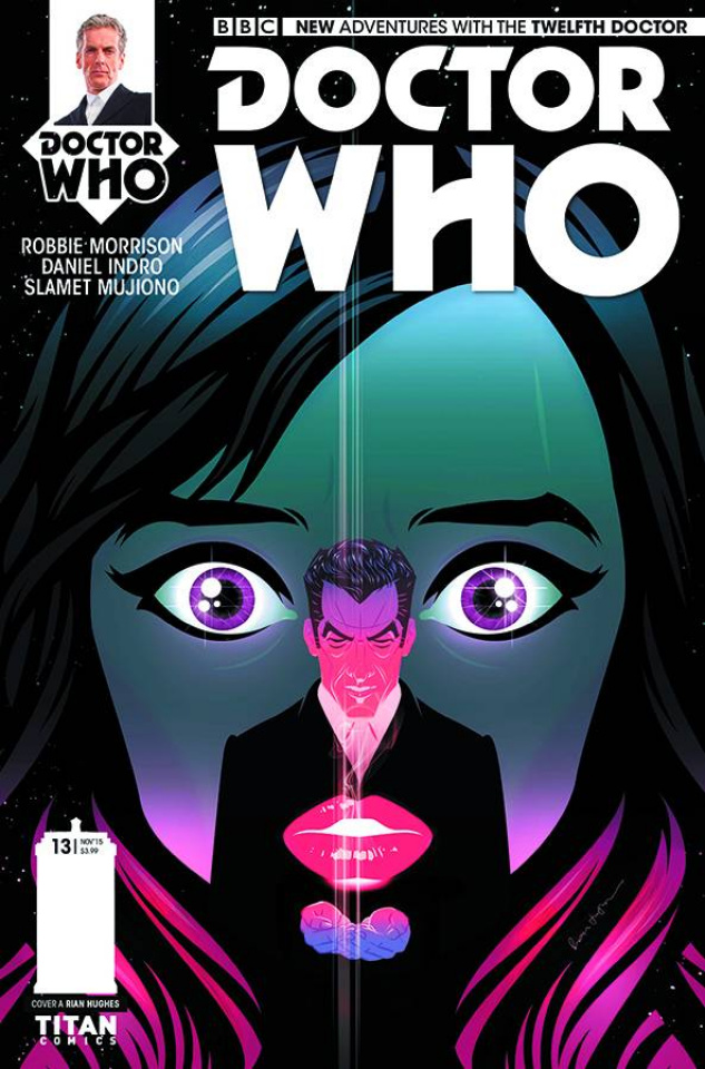 Doctor Who: New Adventures with the Twelfth Doctor #13 (Hughes Cover)