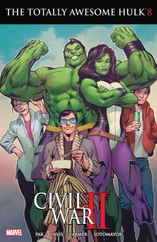 Totally Awesome Hulk #8 Cw2