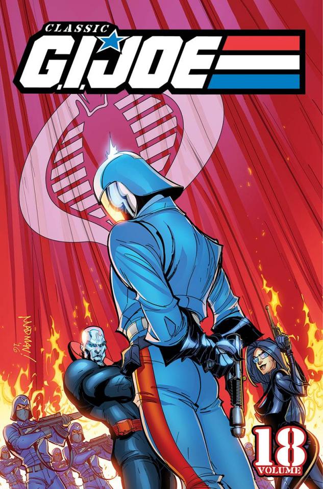 Classic G.I. Joe Vol. 18