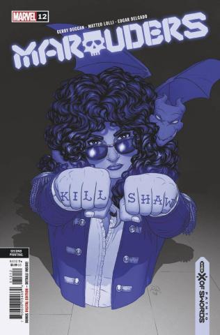 Marauders #12 (Dauterman 2nd Printing)