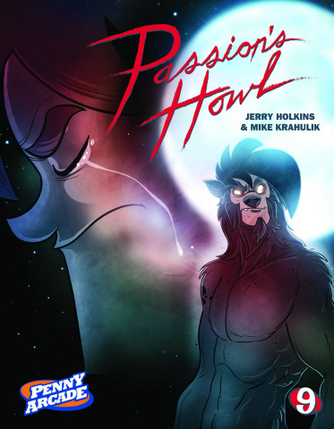 Penny Arcade Vol. 9: Passion's Howl