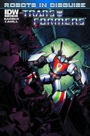 The Transformers: Robots in Disguise #7