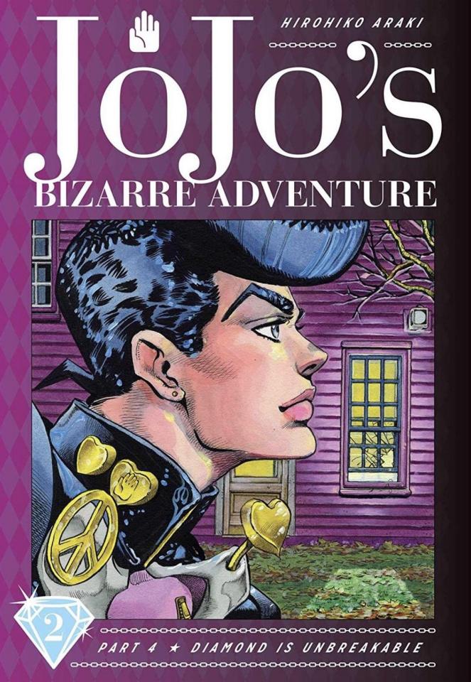 JoJo's Bizarre Adventure Vol. 2: Part 4, Diamond Is Unbreakable