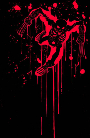 Wolverine #12 (Stegman Cover)
