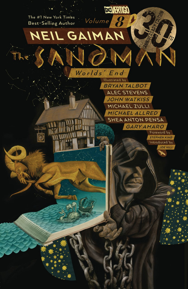 The Sandman Vol. 8: World's End (30th Anniversary)