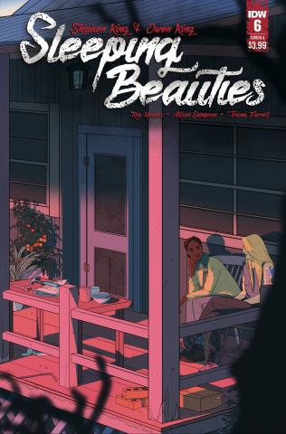 Sleeping Beauties #6 (Glendining Cover)