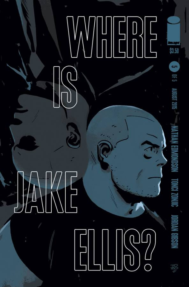 Where Is Jake Ellis? #5
