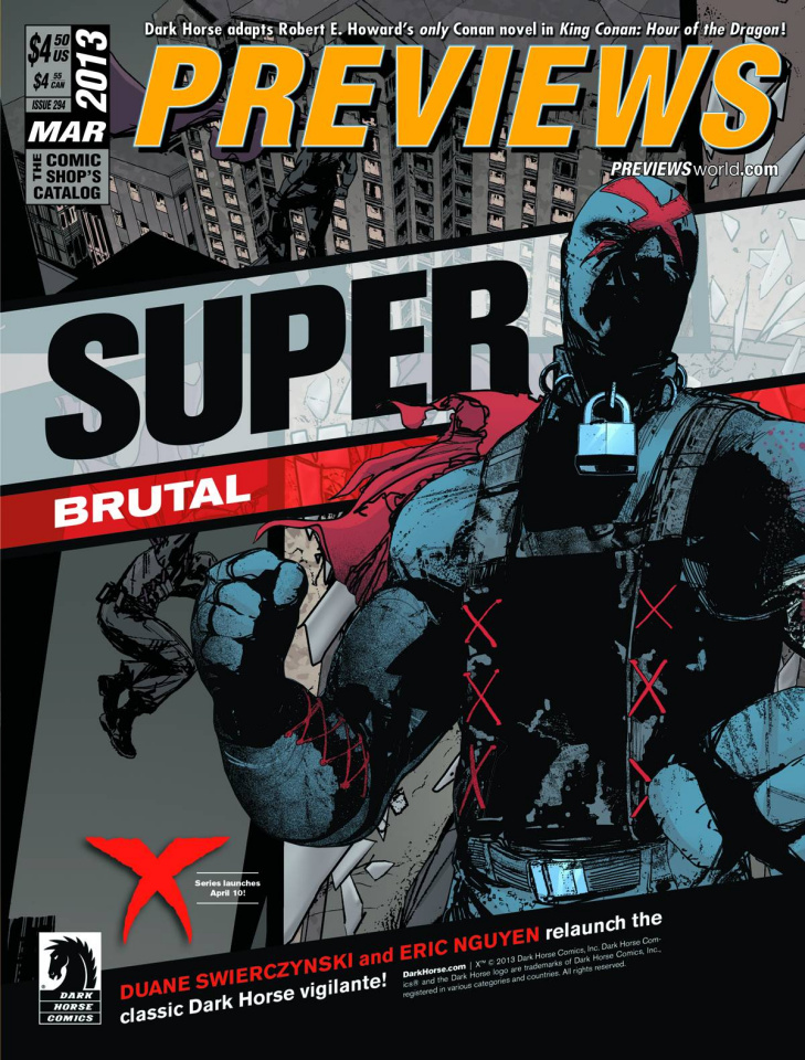 Previews #294: March 2013